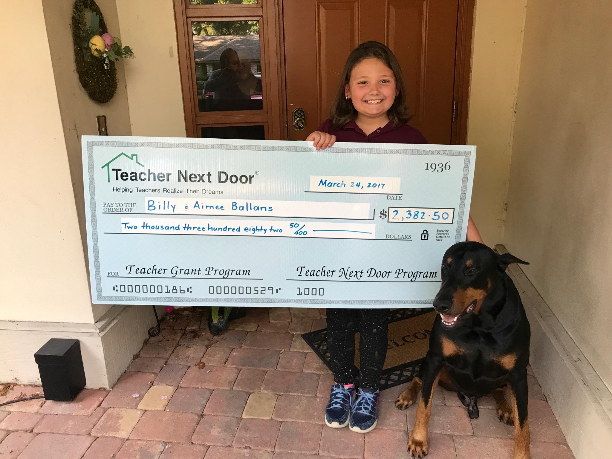 Teacher Housing Grants Video Updated November 2, 2018